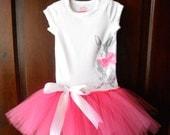 Easter Tutu Dress  Size 3