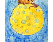 Mouse on the Moon