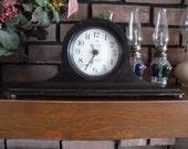 Charming Pat. 1908 New Haven Mantel Clock