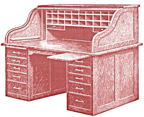 items similar to furniture plans vintage mission style