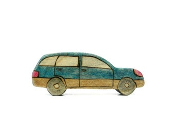 wooden toy car, waldorf toys, wooden baby toys, waldorf car, natural wooden toys