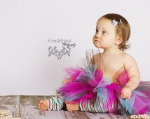 Girls Tutu Tutorial, Easy PDF Instructions for baby tutu