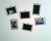 Vinyl Decal Wall Picture Frames