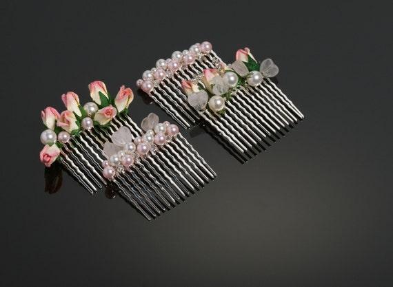 Ophelia Hair Combs