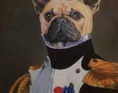 French Bulldog (original painting)