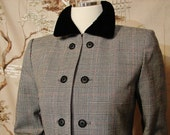 Jacket and Scarf - High Quality Hong Kong Tailor Made - Circa 1980's