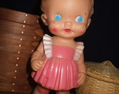 Vintage 1950s Ruth Newton Doll No.1, excellent condition, Sun Rubber Co.