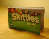 Sweet but tangy, Sour Skittles Notebook