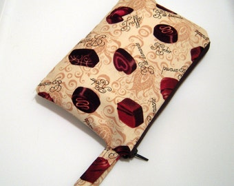 Box of Chocolates Wristlet