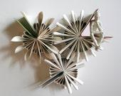 Thinker on Sundial Fold (Original Sculpture) custom order by Linda Carroll