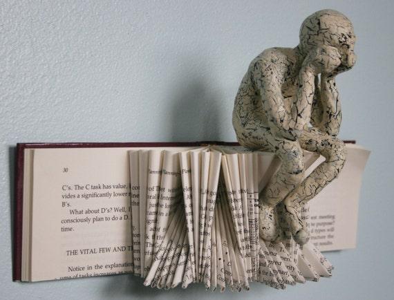 The Thinker IV (Original Sculpture)
