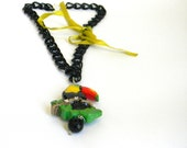 Toucan Sam Necklace