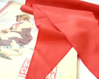 Vintage pioneer neckerchief