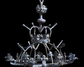 Chandelier from a Swedish queen
