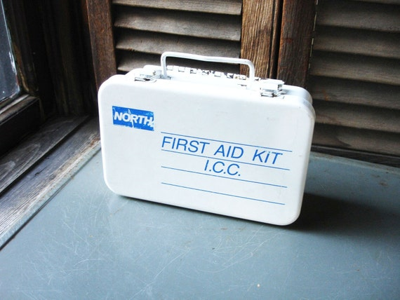 RESERVED north first aid kit i.c.c
