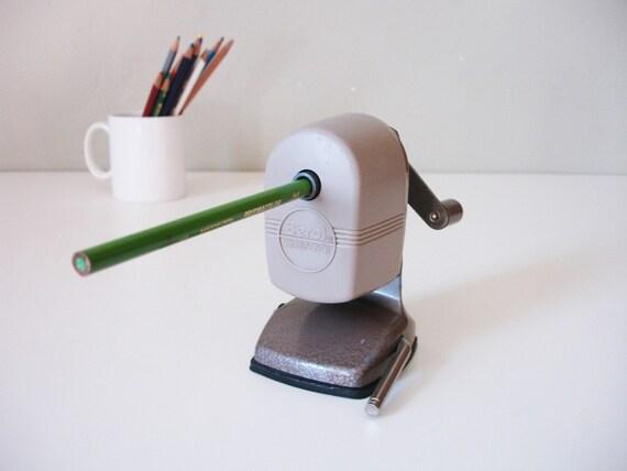 berol pencil sharpener with vacuum mount