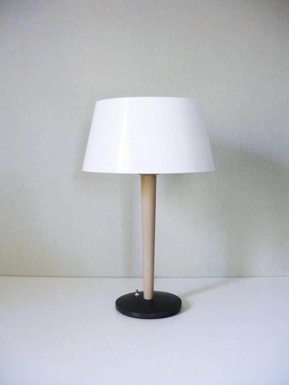 lightolier table lamp by gerald thurston