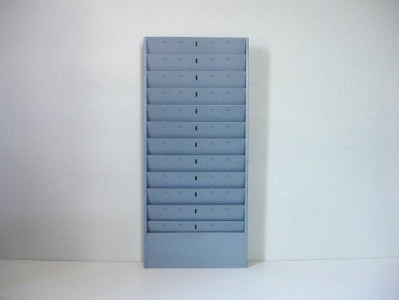 industrial wall mount metal file