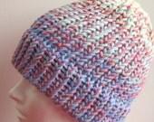 Hat: Pastel Multi
