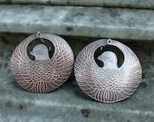 take flight earrings