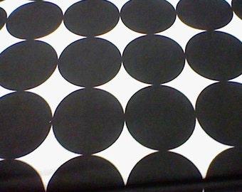 "Michael Miller Disco Dot -Ink 29"" Piece"