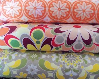 Grand Hotel Veranda Sunset fabric bundle 1 yard each