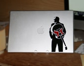 Johnny Cash macbook decal vinyl sticker
