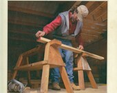 Homebuilding from sawhorse to bale building to repairs