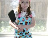 Cupcake Child's Apron