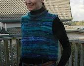 Sweet Shell Knitting Pattern PDF