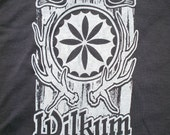 wilkum T shirt, dark grey (S-XL available)