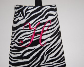 Add Monogramming To Any Car Trash Litter Bag -  Add On