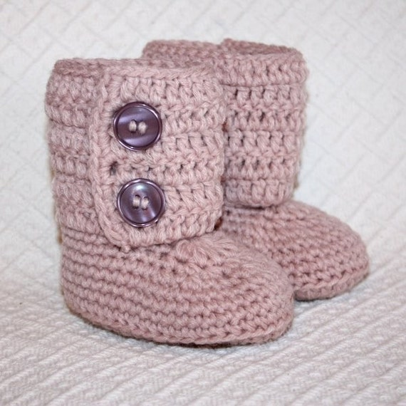 Baby Ankle Boots - ready to wear (0-6 months)