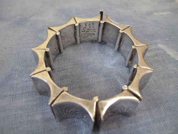 Antonio Pineda Vintage Silver Bracelet