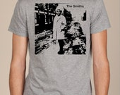 The Smiths Heaven Knows I'm Miserable Now Album Cover Shirt Morrissey Custom Colors