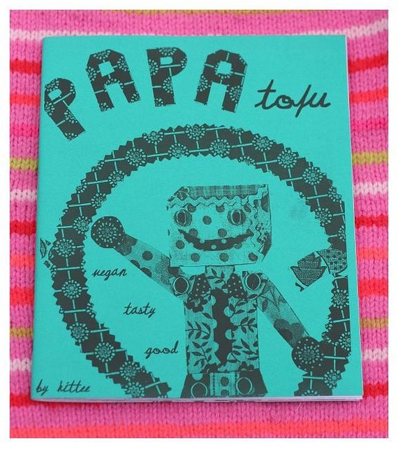Papa Tofu-- The Mis-Stapled Edition