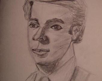 Original Pencil Portrait