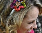 Multicolor SWAG Headband