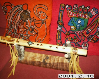 Native American Style Flute Key Of Gm