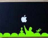 MST3K Decal Macbook Laptop