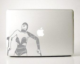 Paparazzi Lady Gaga-Inspired Decal Laptop Macbook