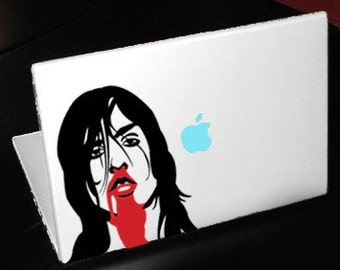 Andrew WK Decal Apple Macbook Laptop