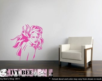 Born This Way - Lady Gaga Vinyl Wall Decal