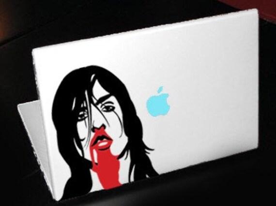 Andrew WK Decal Apple Macbook Laptop