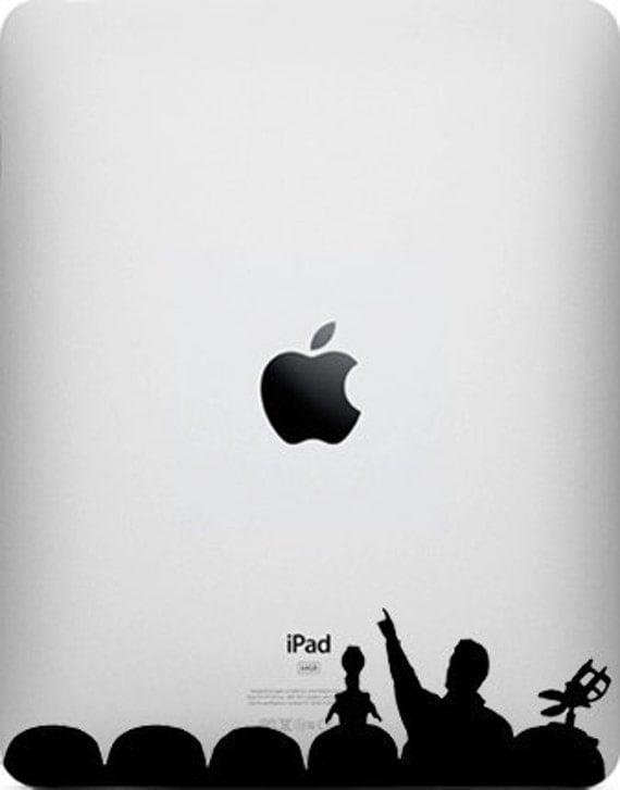 MST3K Decal for iPad 1 or iPad 2