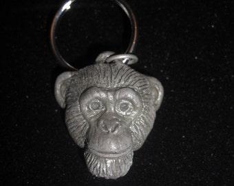 Small Chimpanzee Key chain