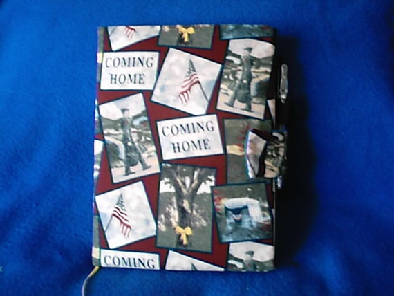 Coming Home Soldier  Writing Journal