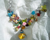 reserved for cwa612  Snow white and the seven dwarfs Disney necklace.