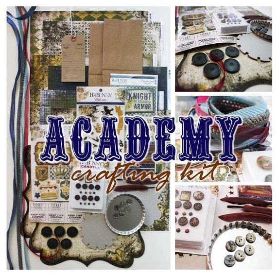 LAST ONE -- Academy Paper Crafting Kit