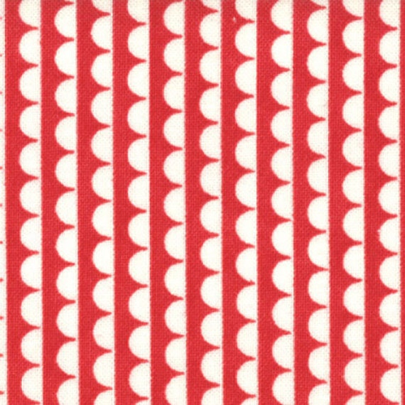 Ruby by Bonnie and Camille for Moda Fabrics Ruby Sundae Ruby 55037 11